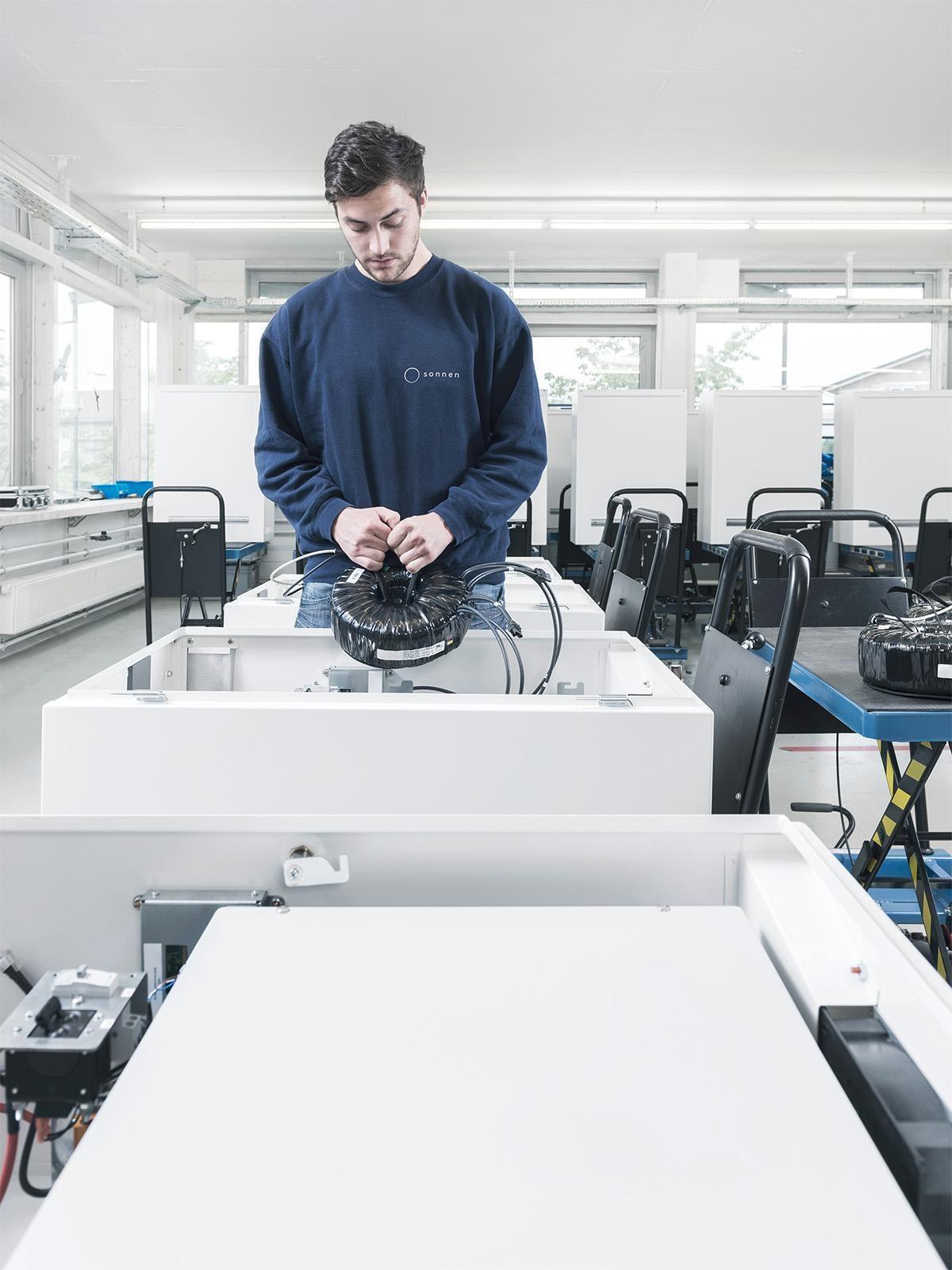 Sicurezza delle batterie per Fotovoltaico