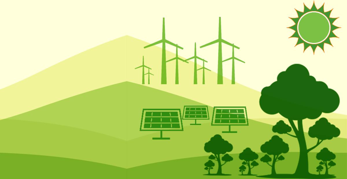 le energie rinnovabili nel mondo