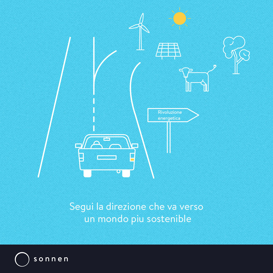 La via della mobilità sostenibile